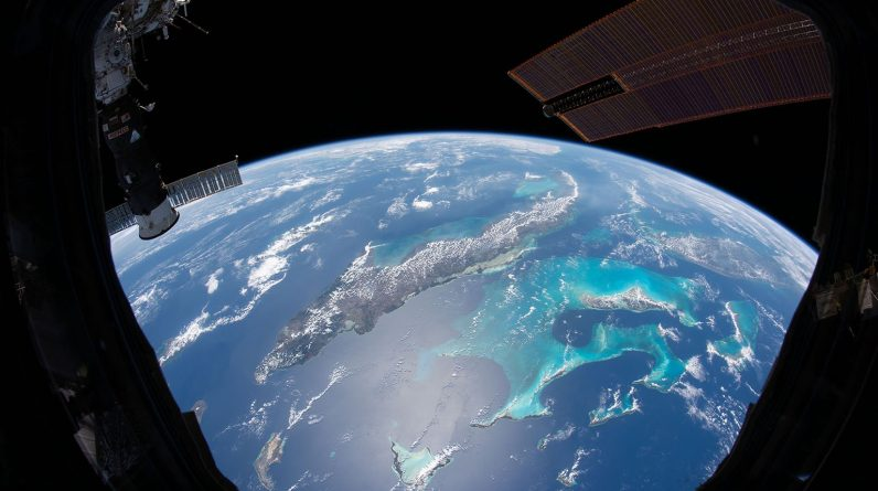 NASA reveals the most beautiful photos of the Earth taken from the ISS in 2020