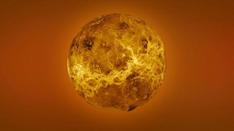 Planeta Venus temperatura suprafata