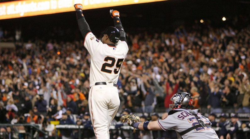 Barry Bonds: The best power hitter of his generation
