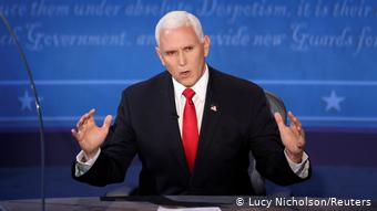 Donald Trump's restraining orders put Mike Pence in a difficult position.