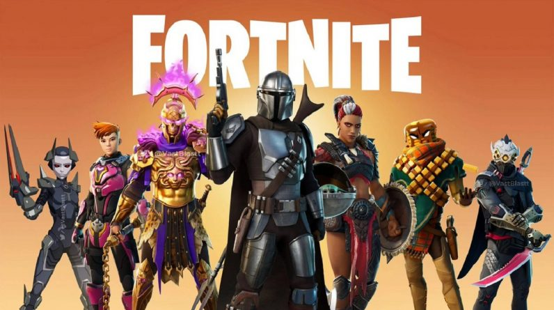Steps to download the latest version of the Fortnight game for free without a visa and download link