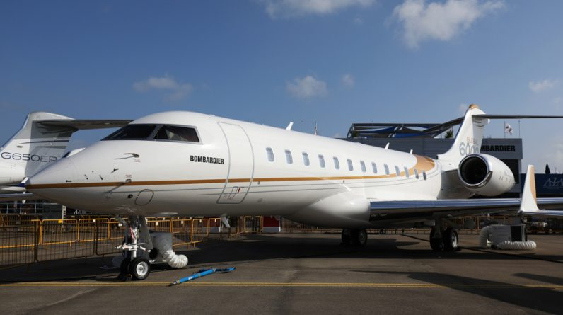Bombardier sued for rusting planes