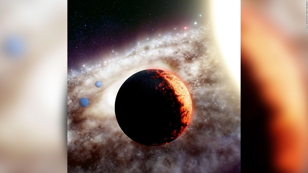 "Learn ""Super Earth"" It circled the Milky Way"
