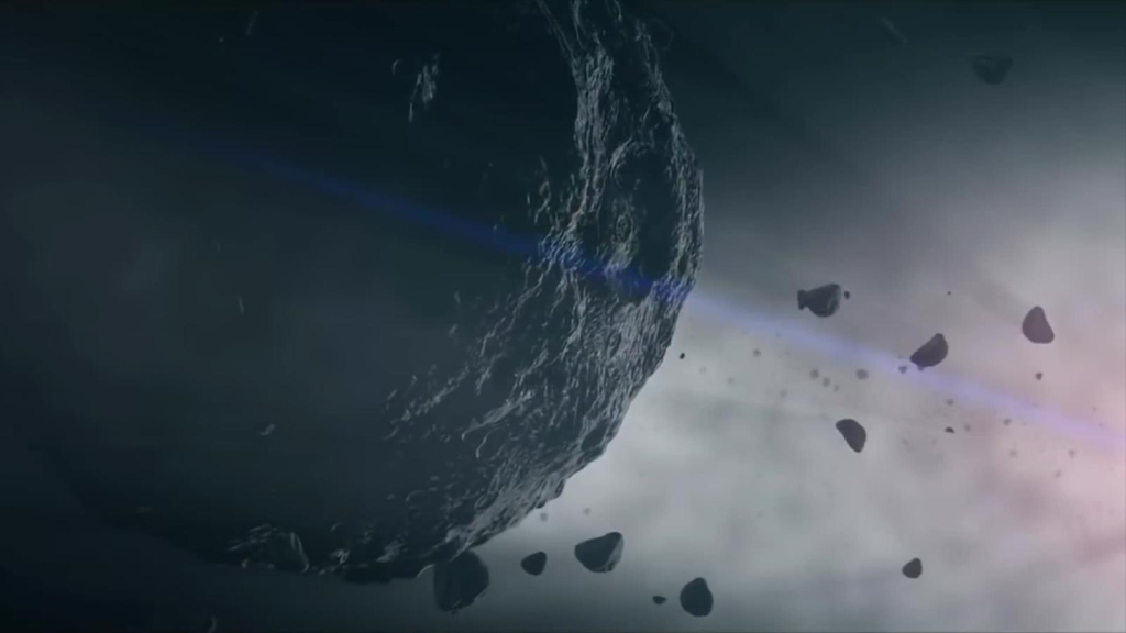 An asteroid will hit Earth in 2022