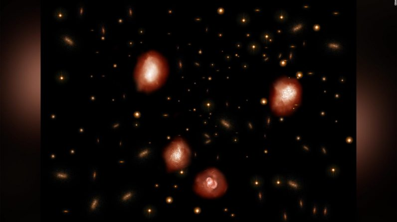 Study that the universe may have fewer galaxies than imagined |  Video