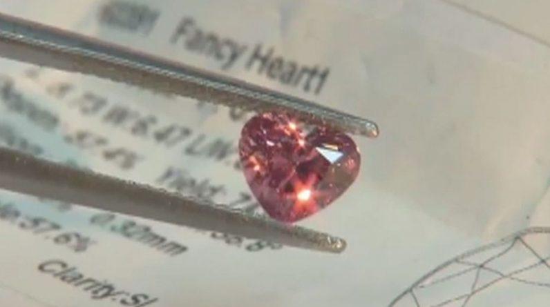 The world's largest pink diamond mine closes its doors