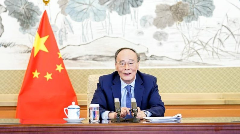 Chinese Vice President calls for healthy, sustainable development of Sino-US relations - Xinhua English.News.CN