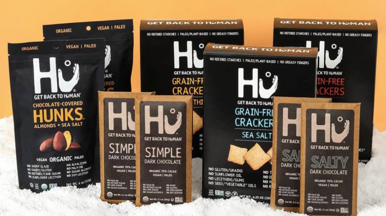 American company Mondales buys low-processed chocolate brand Hu