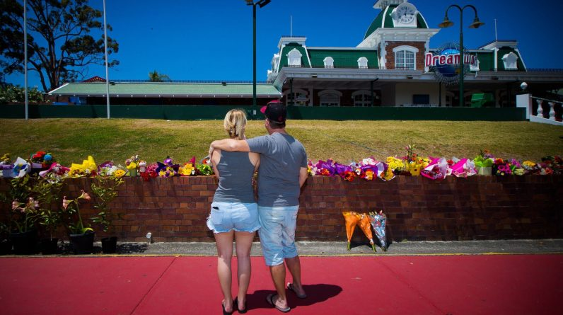 An amusement park that was fined 2. 2.2 million for the deaths of 4 people