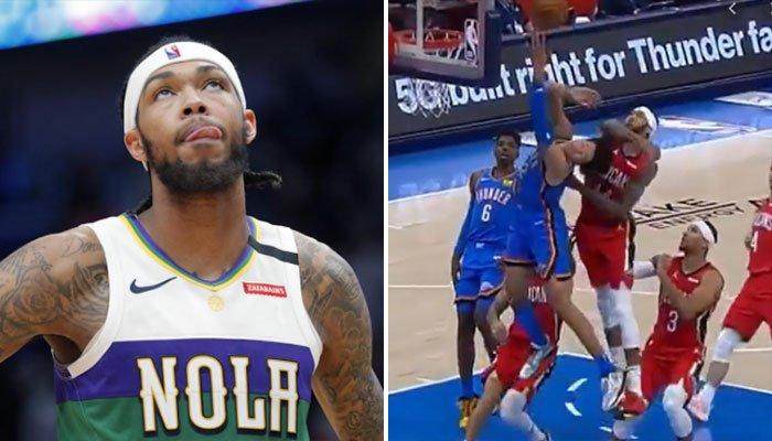 L'éjection polémique de Brandon Ingram NBA