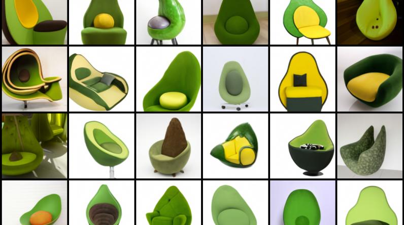Creates images from AI descriptions
