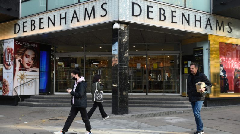 """Debenhams"" will continue its operations in Latvia - Latvia"