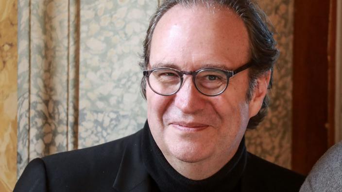 Xavier Niel, fondateur de l