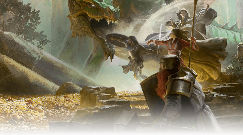 """Dungeons and Dragons: A TV series in development from the creator of """"John Wick"""""""