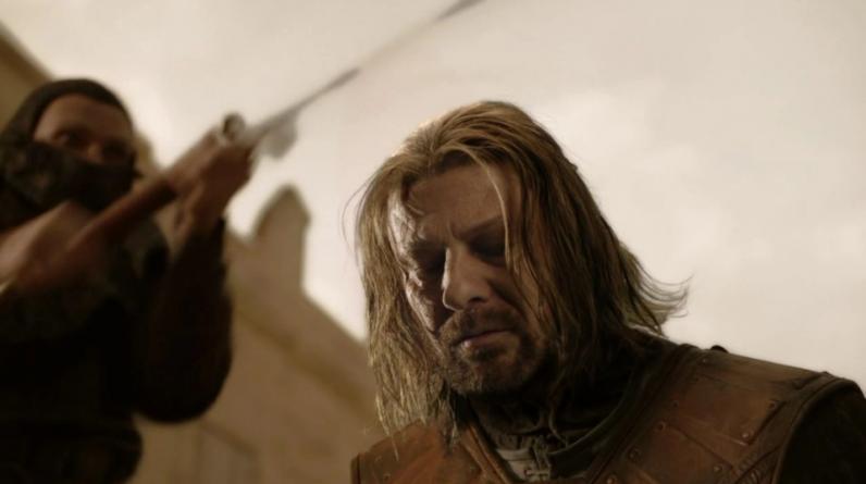 Game of Thrones: Sean Bean brings back the beheading scene of Nate Stark