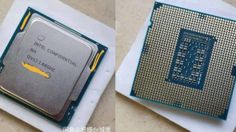 Ignore AMD Raison 9 5950X at Intel Core i9-11900K Single-threaded CPU-Z Benchmark / News / Overlockers.U