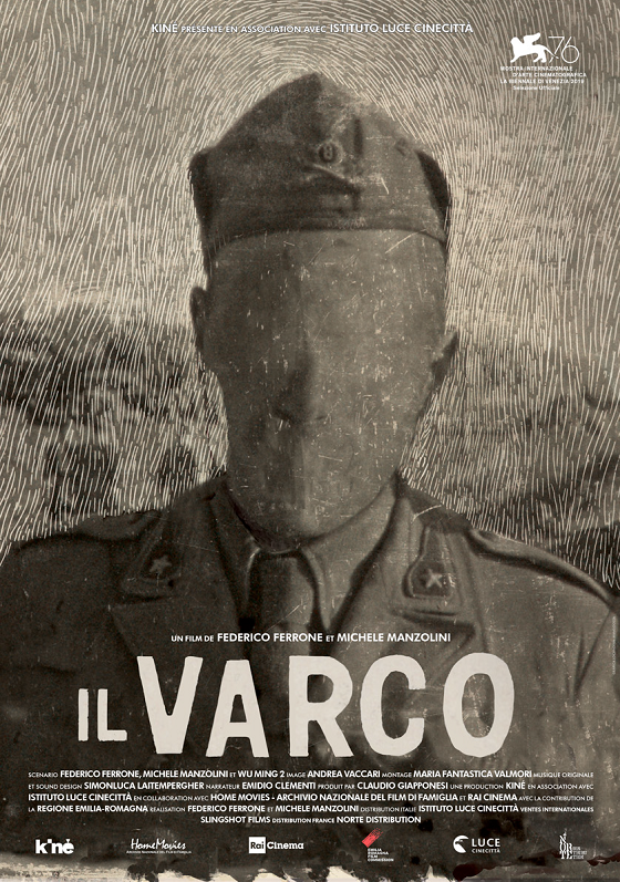 Il Varco: Working with the archive to get a reflective fiction.