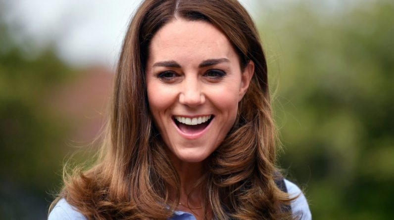 Kate Middleton's polished new look