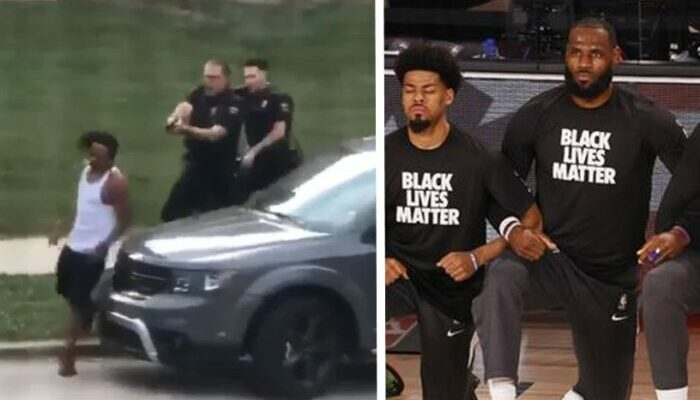 Jacob Blake s'est fait tirer dessus 7 fois par la police