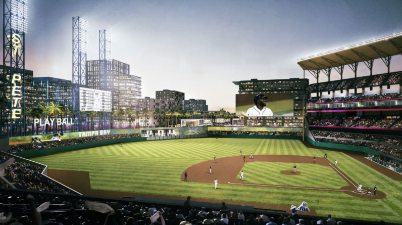 MLB at a Glance: Seven Plans for a New Radiation Theater |  DJ  Lemahiu explains himself