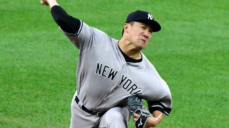 Masahiro Tanaka is back in Japan