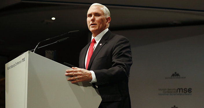 Mike Pence has called for legal action to dismiss the election