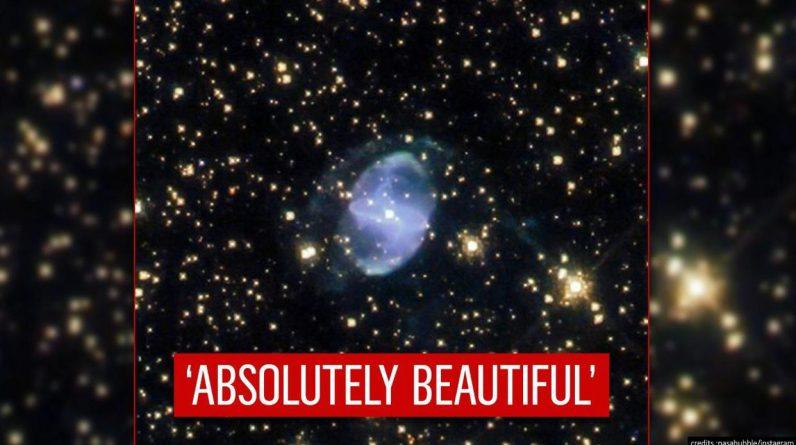 NASA distributes glowing nebulae to help create next-generation stars