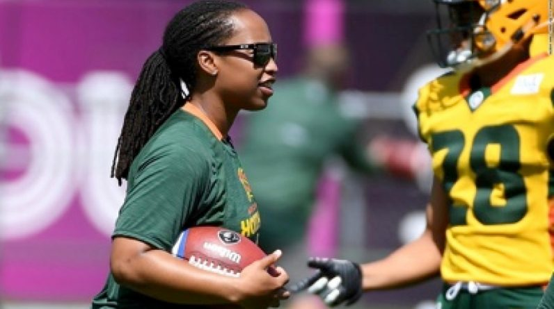 NFL - African-American Named Assistant Running Back Coach in Washington