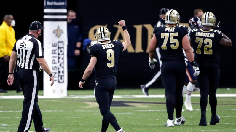 NFL: The Saints easily defeated Pierce and will face Buchanan