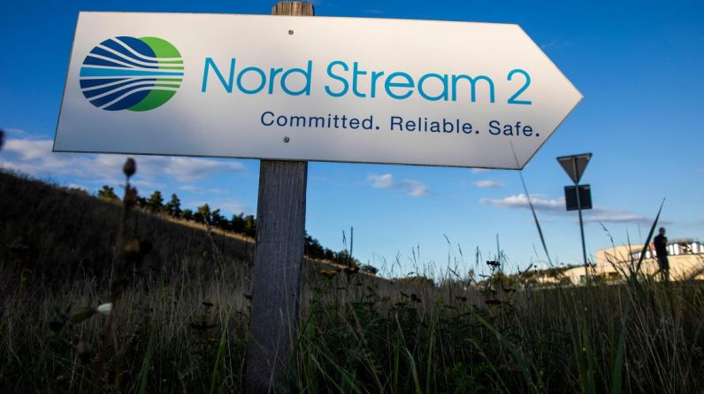 Nord Stream 2 does not receive Certificate of Conformity - Departments - Finance