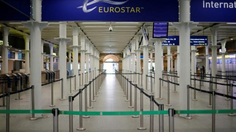 Eurostar à cours de cash