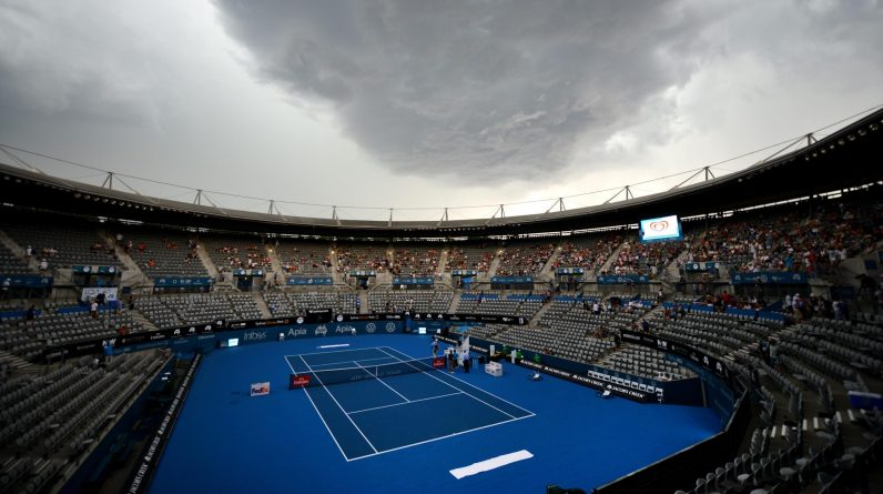 Tennis: The arrival of players in Australia may be delayed and the start of the season is uncertain