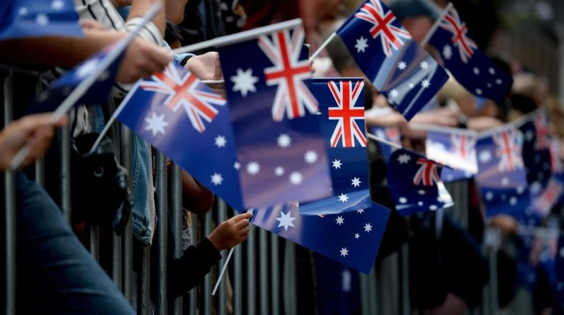 The Australian anthem was changed to recognize the indigenous people