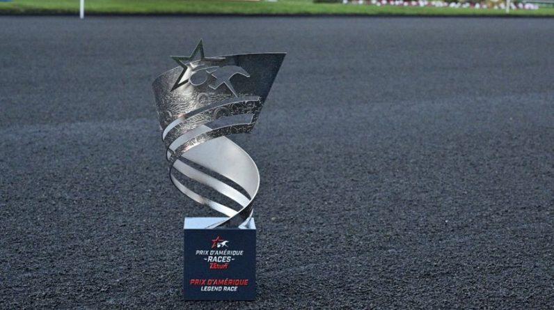 Ce trophée sera remis au vainqueur du Grand Prix d'Amérique