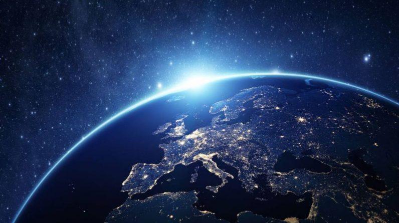 La Tierra alcanza su máxima velocidad