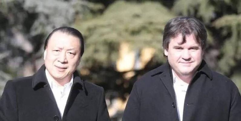 The former owners of OGC Nice, Sien Lee and Paul Conway bought Nancy