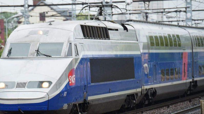 L'humour d'un contrôleur SNCF dans un TGV fait le buzz (VIDEO)