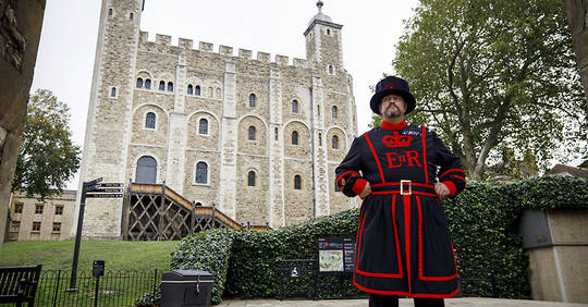 Tower of London: The famous Guardian Queen is missing