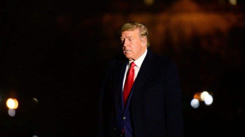 """Trump mise ses derniers espoirs présidentiels sur Mike Pence: """"S'il se montre à la hauteur, nous gagnerons la présidence"""""""