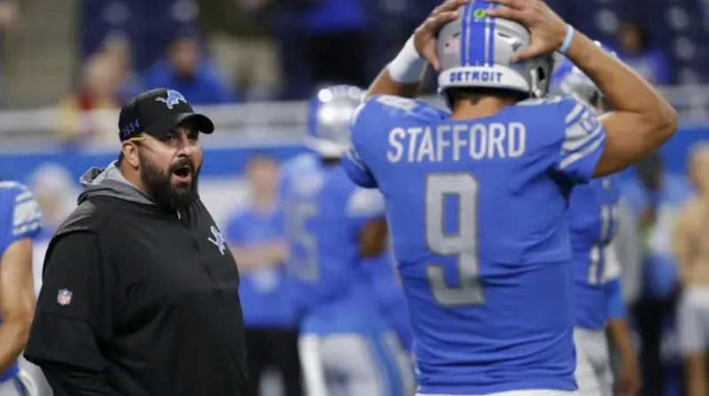 Matt Stafford does not want to go to the Patriots    Touchdown Act (NFL Act)