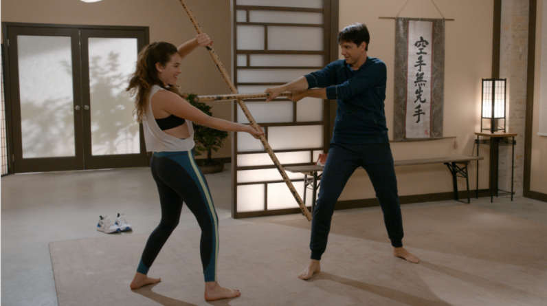 Cobra Guy: Kareem Abdul-Jaber says Bruce Lee would have loved the series
