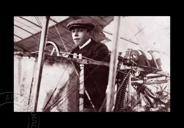 Le 6 février 1910 dans le ciel : 1er vol homologué en Amérique du Sud 1 Air Journal