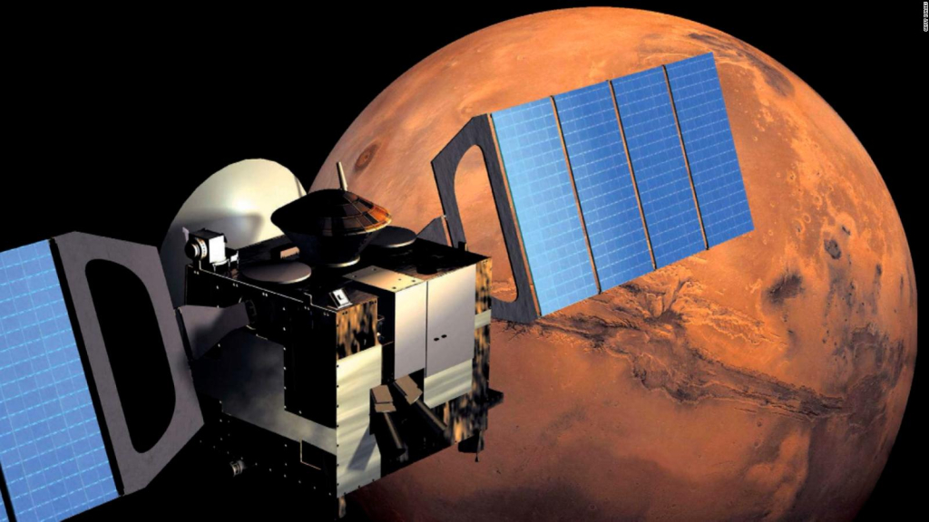 Mars can reveal secrets about the planet