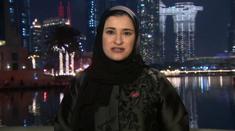 Sarah Al Amiri, the woman who first brought the United Arab Emirates to Mars  Video