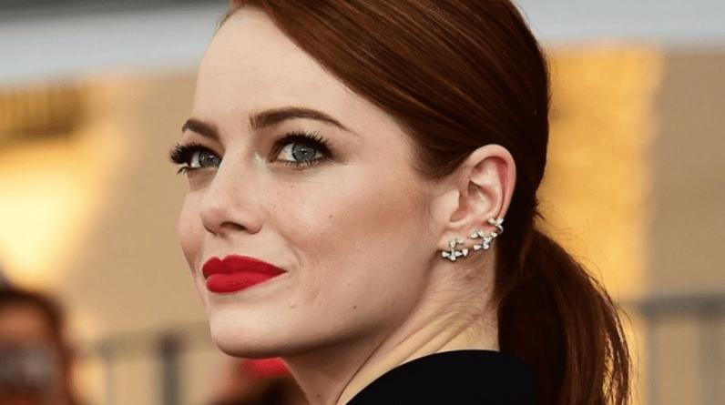 """Emma Stone's first film in the new Disney movie """"Cruella"""""""