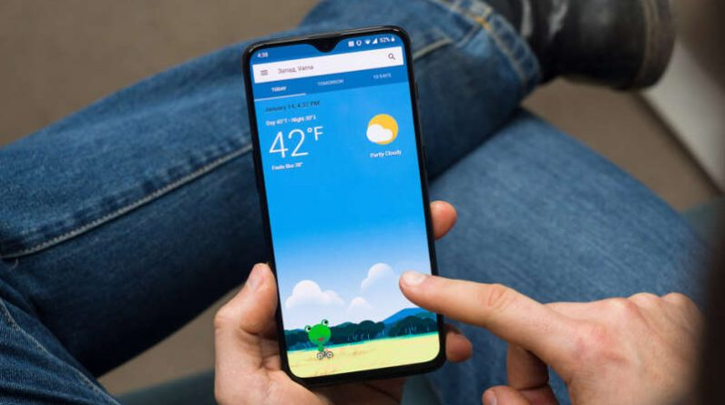 5 Best Weather Tracking Apps For Android And iPhone .. You Should Use Them