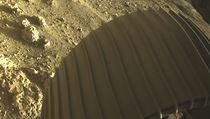 NASA has released photos taken on Mars.