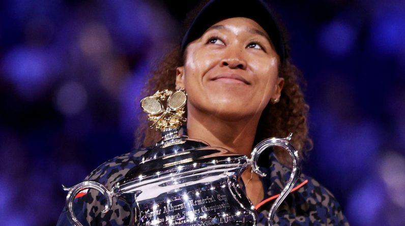 Naomi Osaka defeated Jennifer Brady in straight sets to win the Australian Open