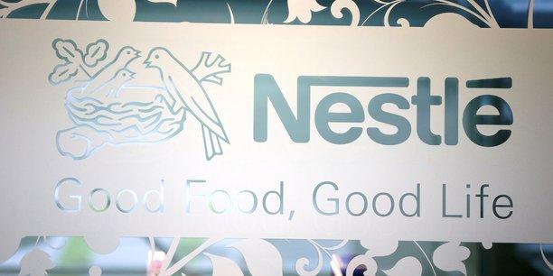 Nestle cede son activite eau en amerique du nord pour 4,3 milliards de dollars[reuters.com]