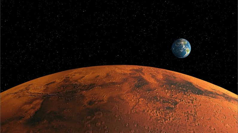 New report from NASA on life on Mars